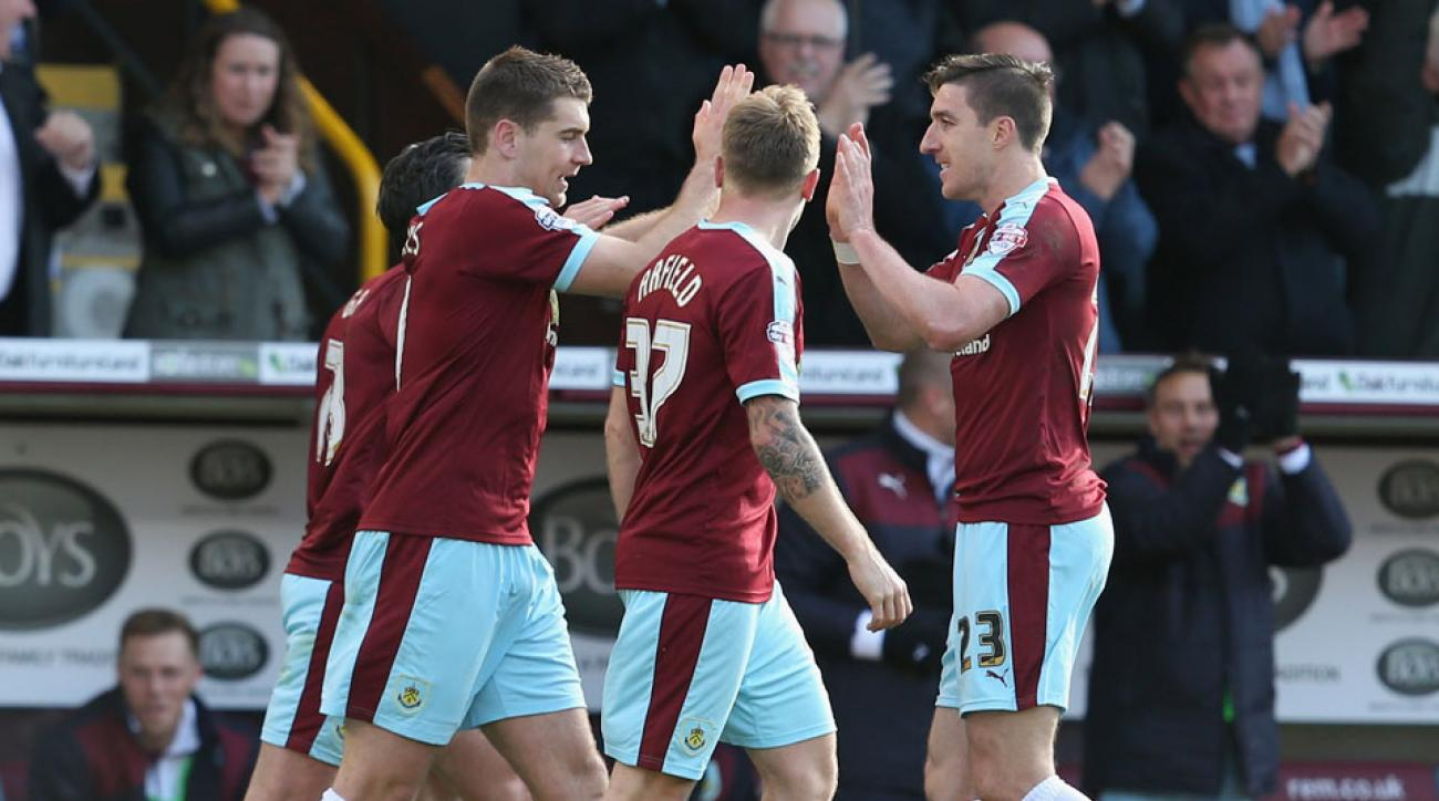 Burnley secures promotion back to the Premier League