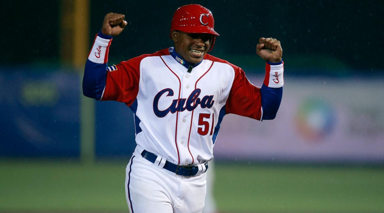 cuba national team 2017 world baseball classic defectors