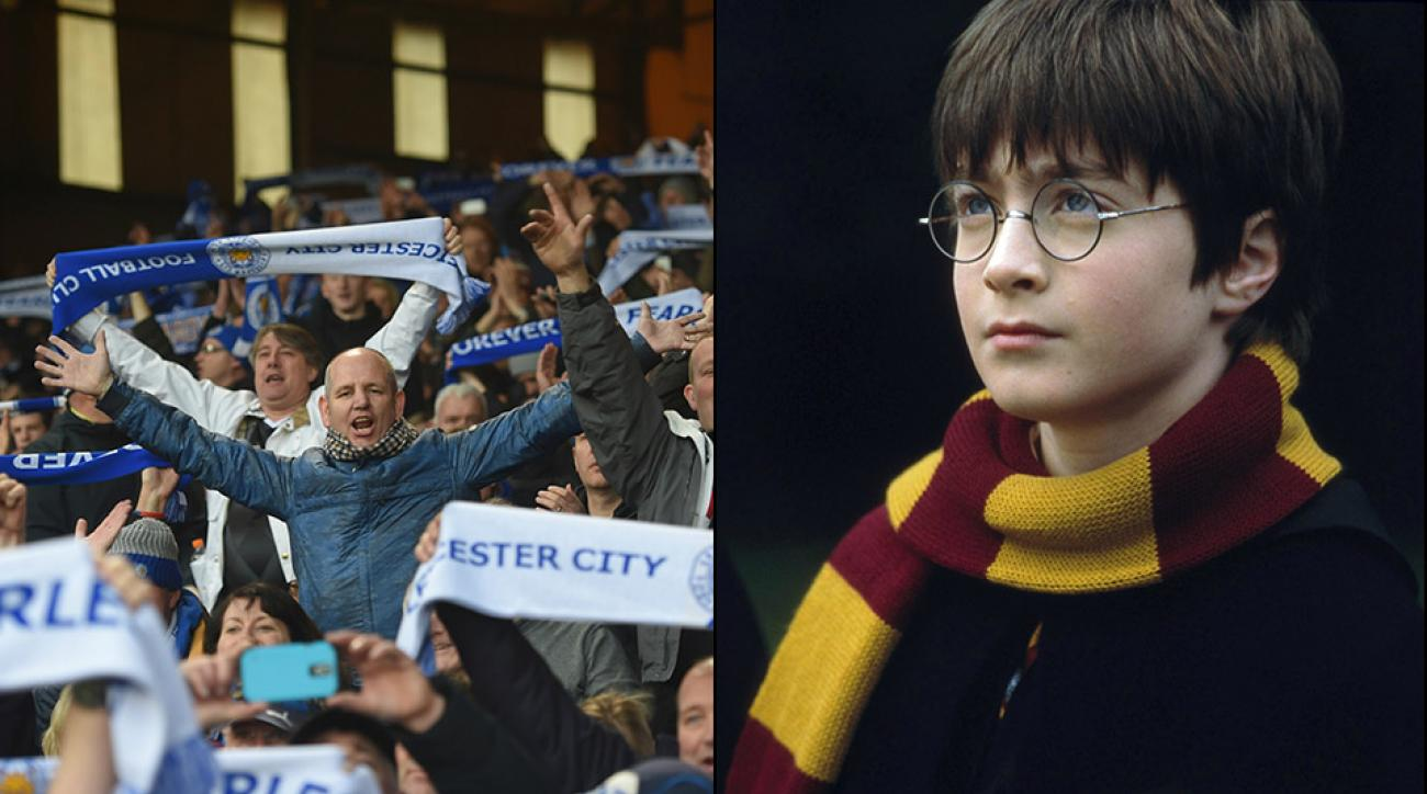 leicester city player harry potter character quiz