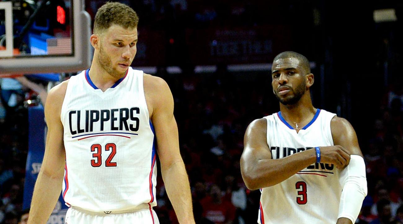 los angeles clippers blake griffin chris paul free agency rumors
