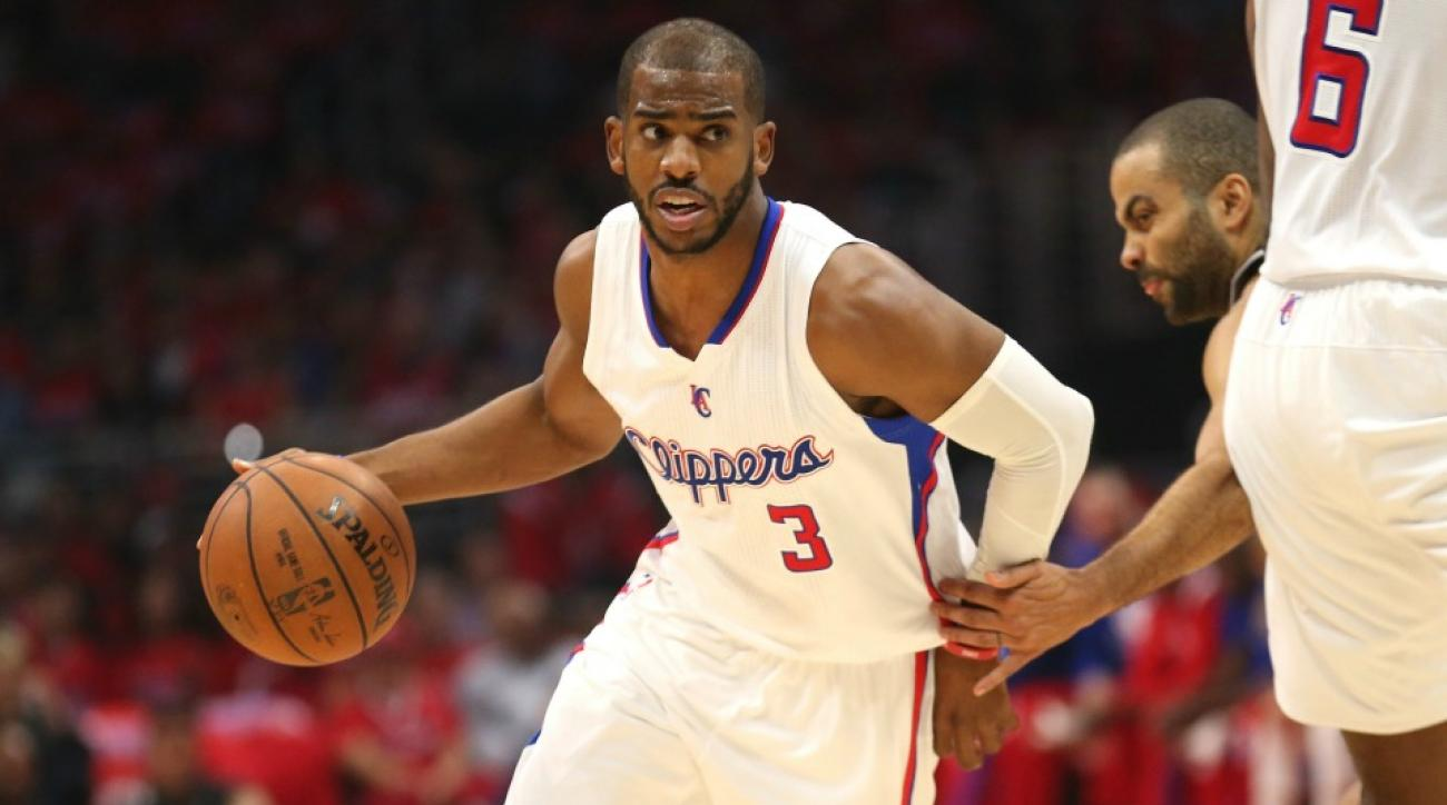 Clippers' Chris Paul takes on Snoop Dogg in a Lip Sync Battle