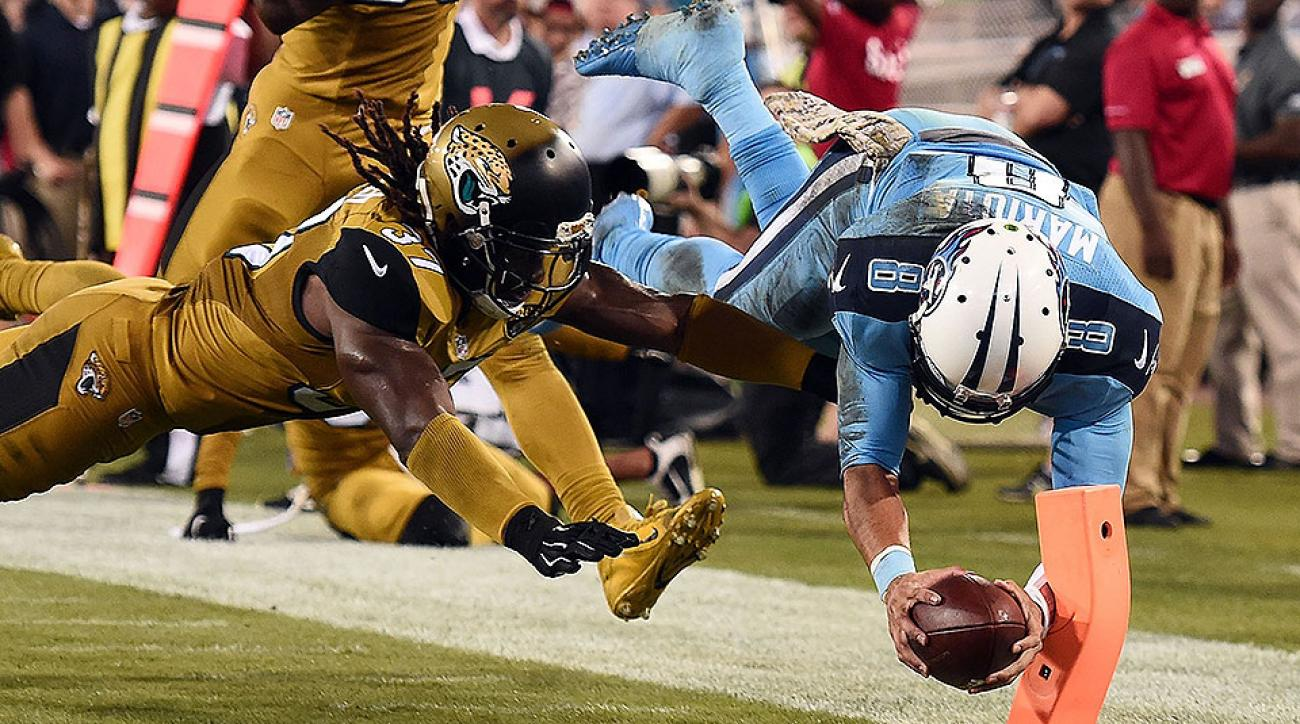 prediction point favored spread gettyimages heavy over under pick tennessee titans jacksonville against tickets jaguars jaguar today vegas line vs com odds latest sports total