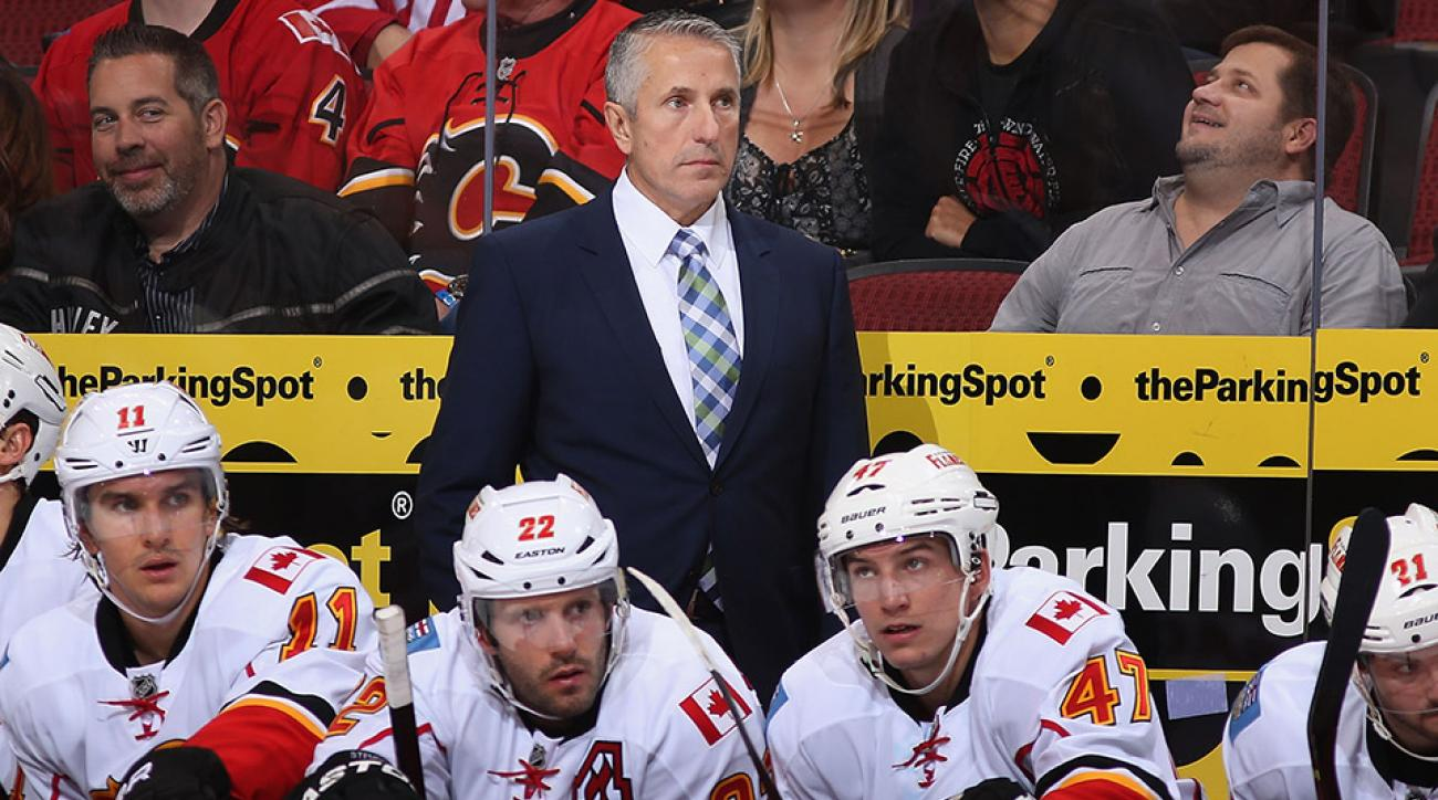 calgary flames bob hartley coach fired