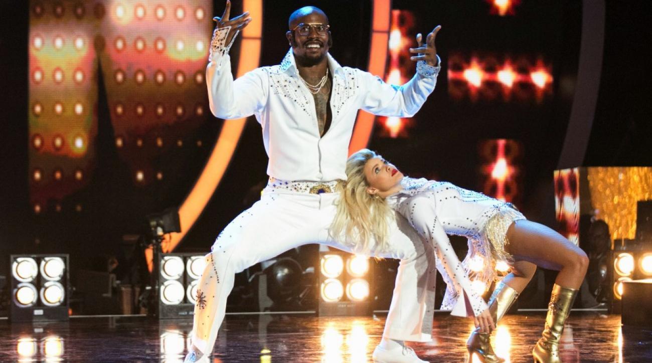 Denver Broncos' Von Miller voted off Dancing With the Stars