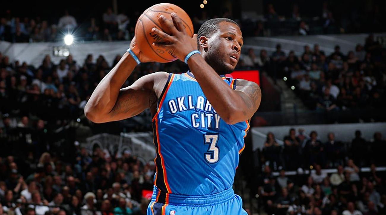 Dion Waiters Thunder