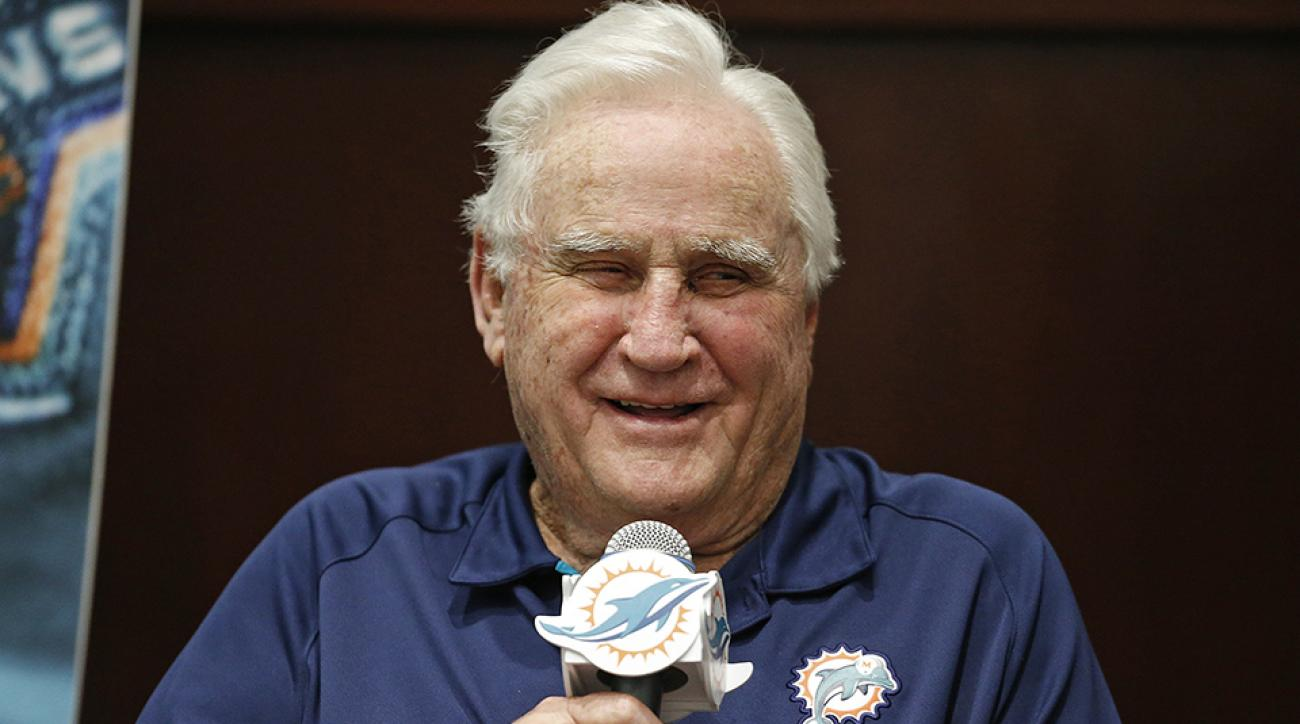 don shula dolphins coach health update hospital