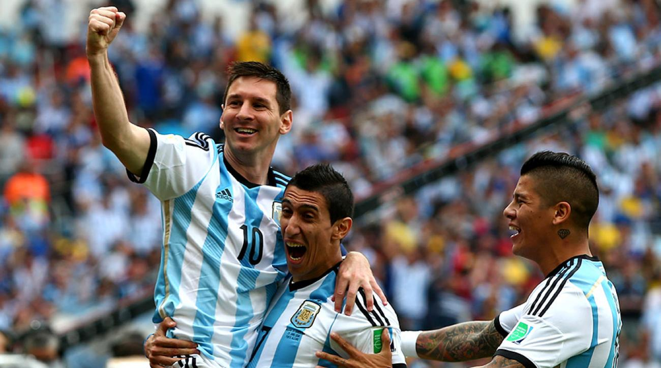 donald trump argentina copa america soccer ad wall video