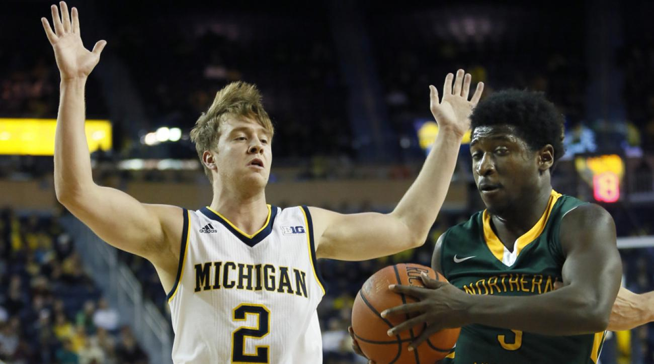 spike albrecht michigan transfer purdue