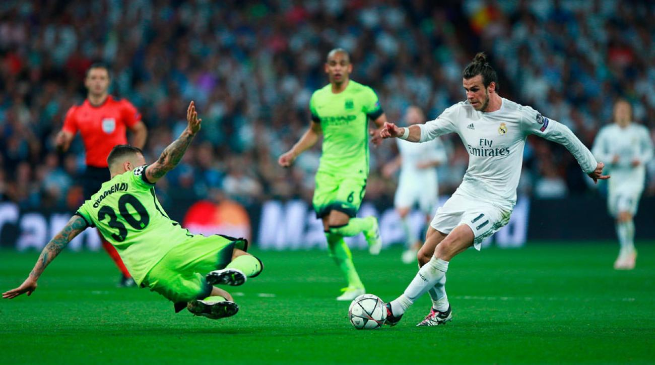 Gareth Bale and Real Madrid are back in the Champions League final