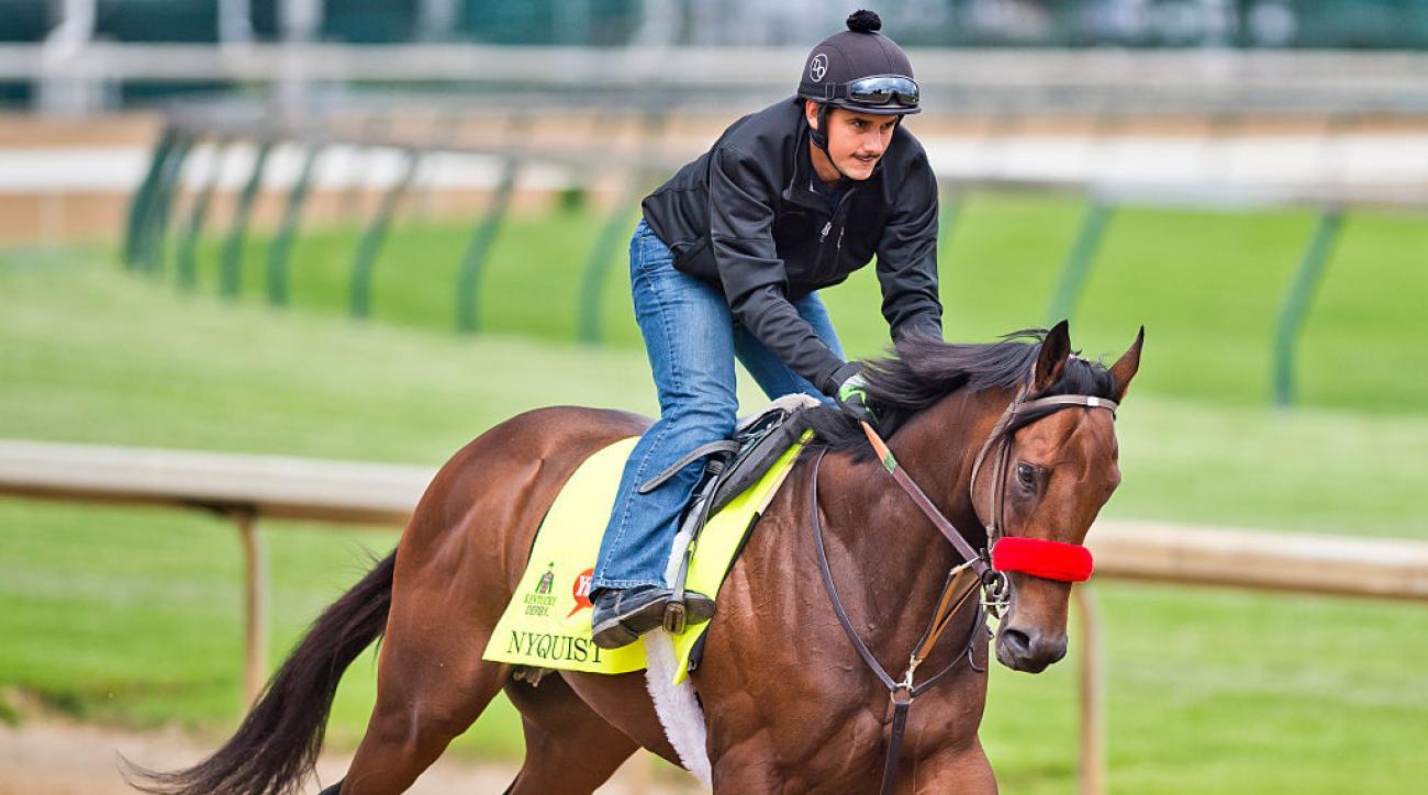 2016 Kentucky Derby horses name generator