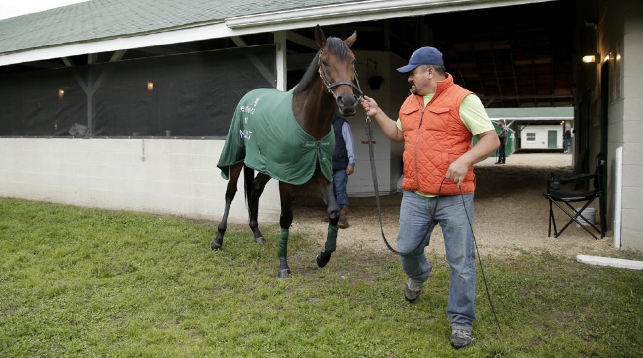 2016 kentucky derby post positions nyquist