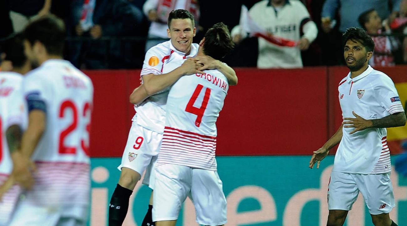 Sevilla returns to the UEFA Europa League final