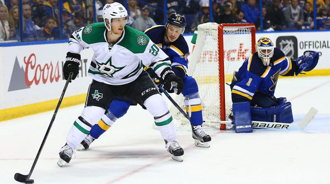 stanley cup playoffs st louis blues dallas stars game 4