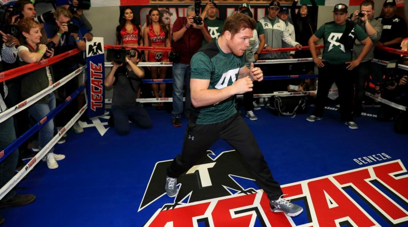 Canelo Alvarez-AmirKhan fight will highlight Tecate's bold punch app