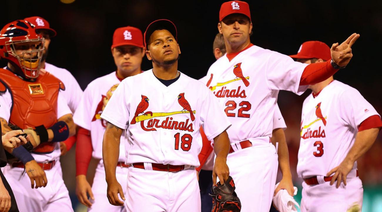 carlos martinez injury cardinals