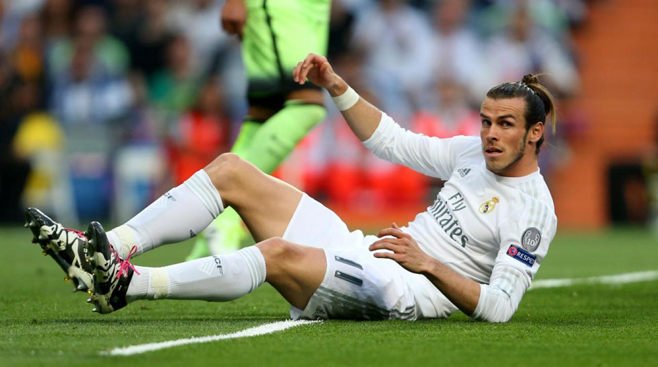 Gareth Bale has a minor injury