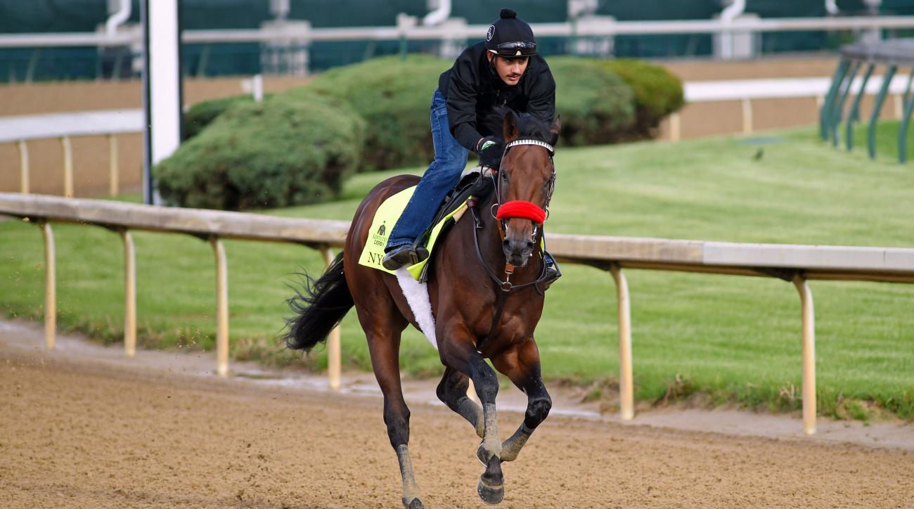 kentucky derby favorite nyquist stanley cup