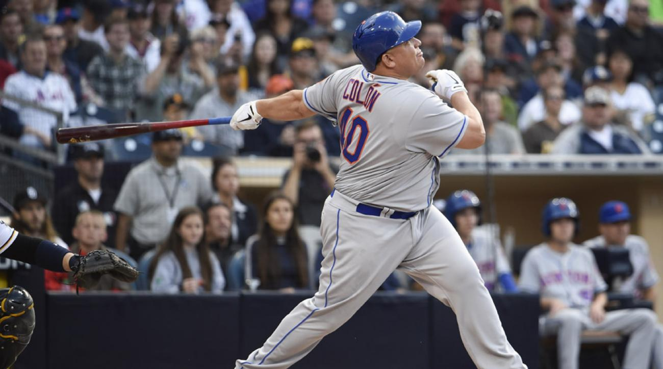 bartolo colon home run