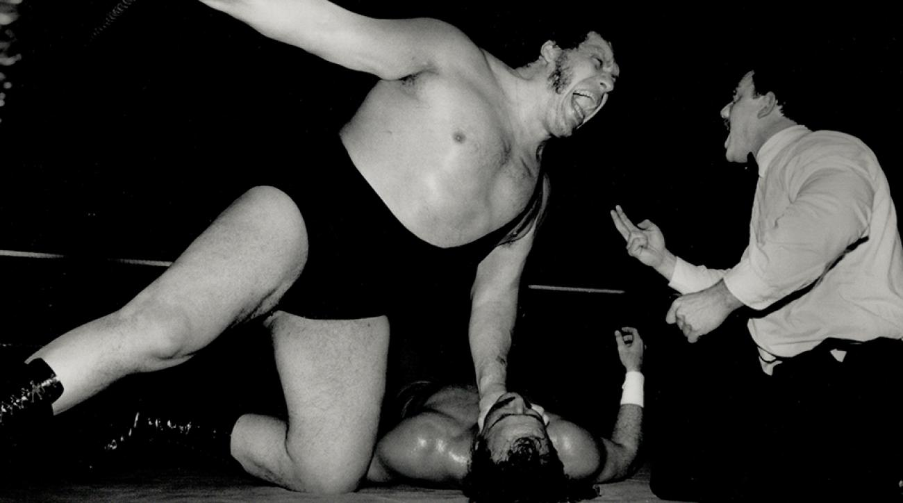 andre the giant biopic movie wrestler
