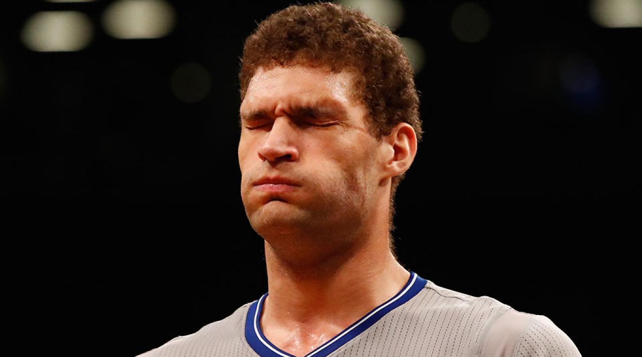 Nets' Brook Lopez