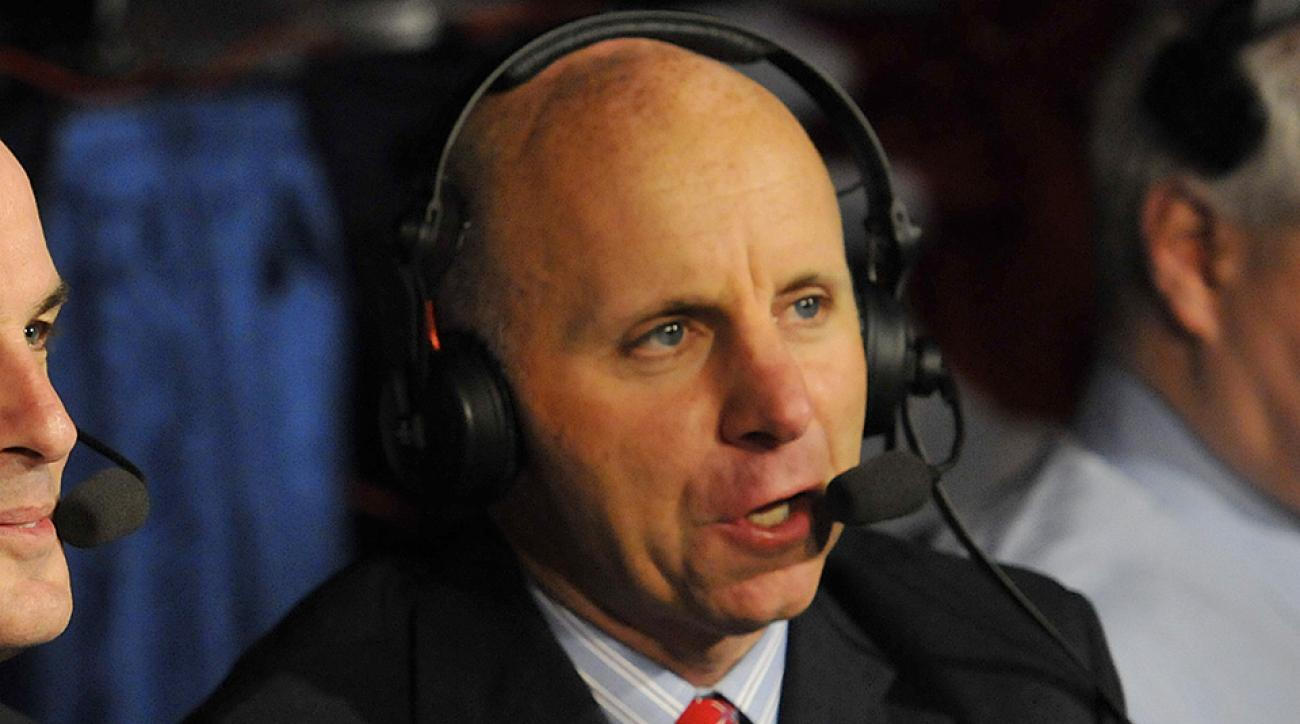 Sean McDonough replacing Mike Tirico on Monday Night Football