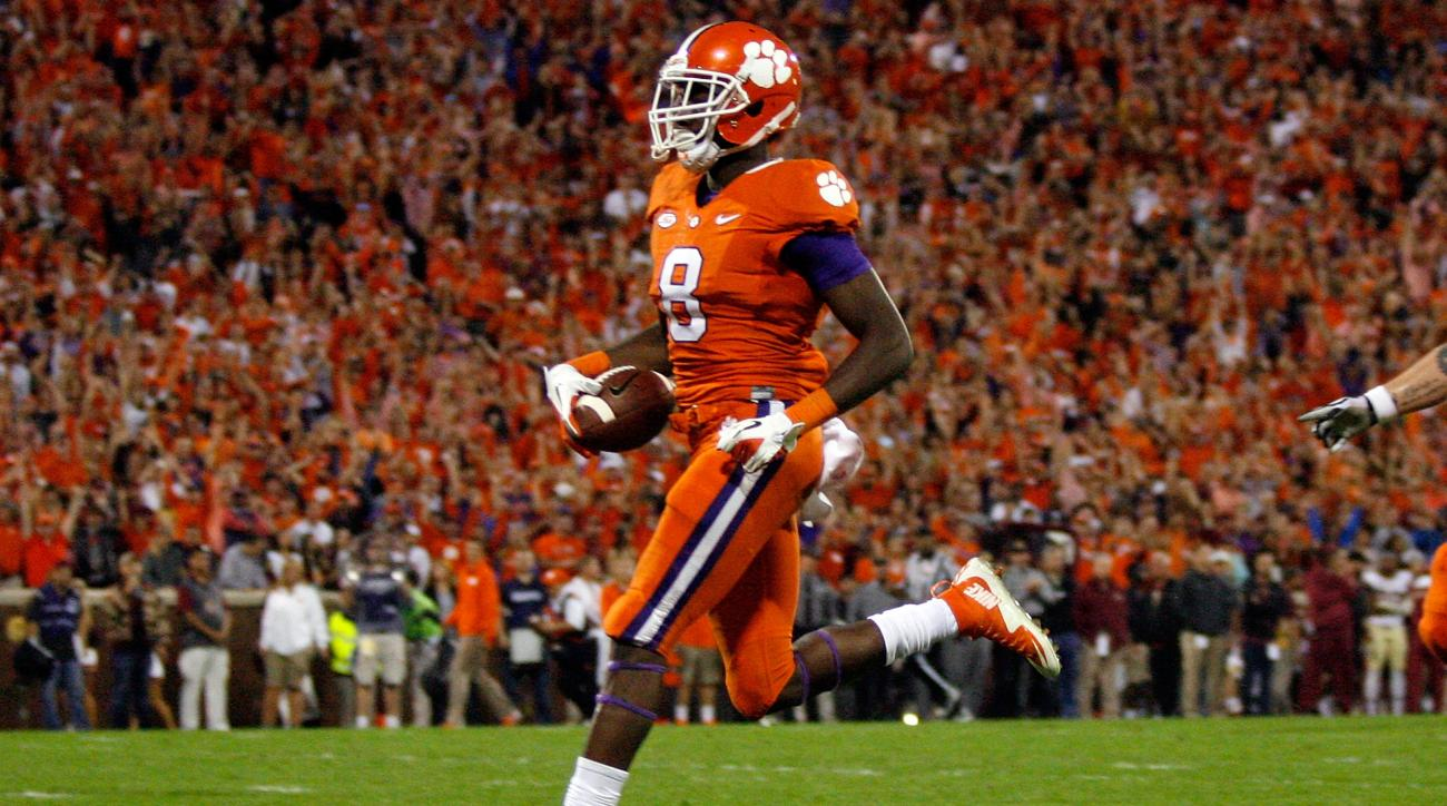 deon cain clemson tigers reinstated