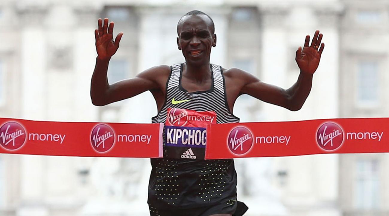 kenya olympic marathon team eliud kipchoge