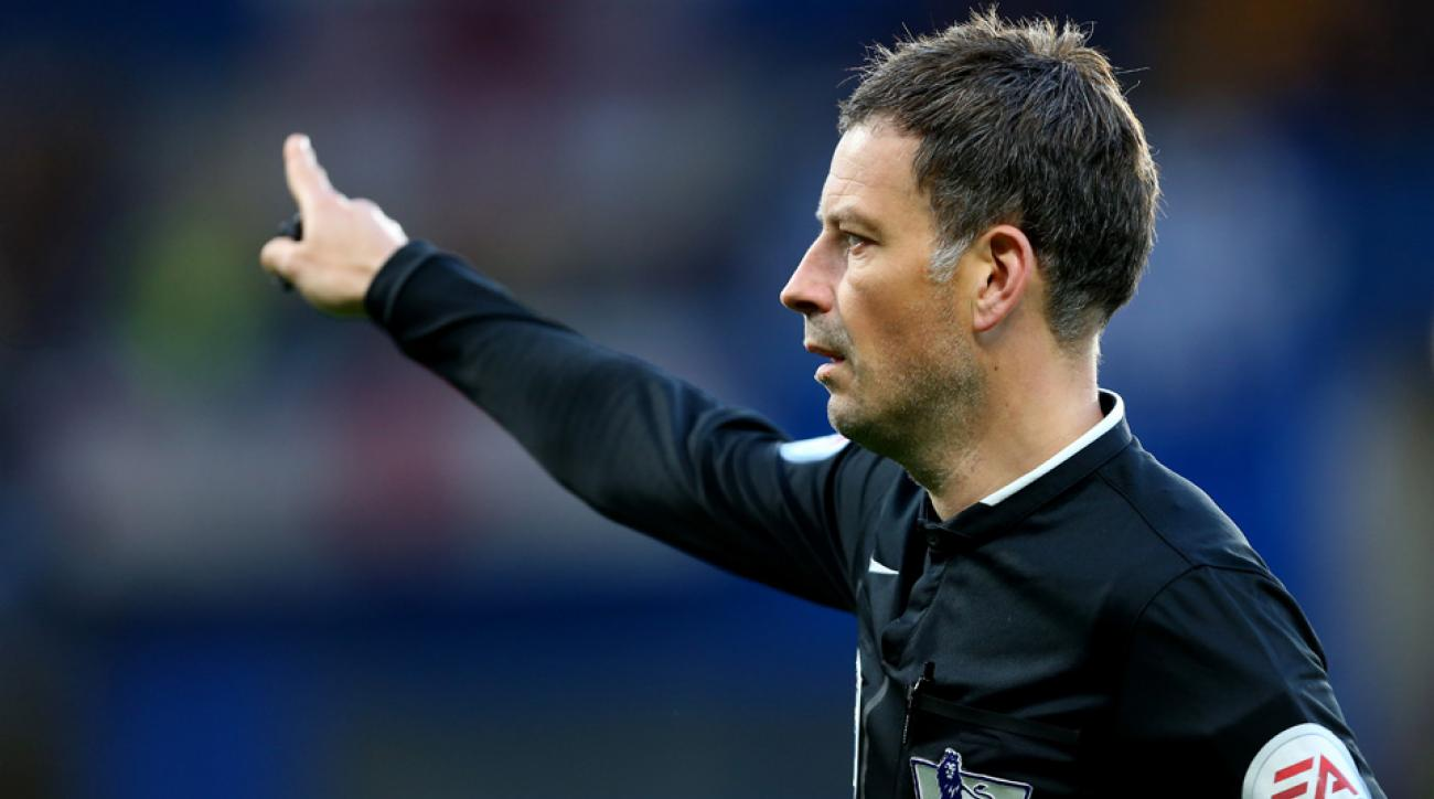 Mark Clattenburg will work the Champions League final