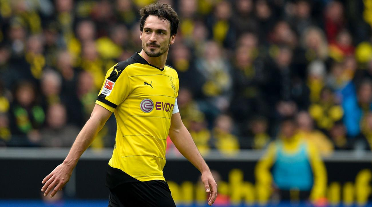 Mats Hummels is leaving Borussia Dortmund to return to Bayern Munich