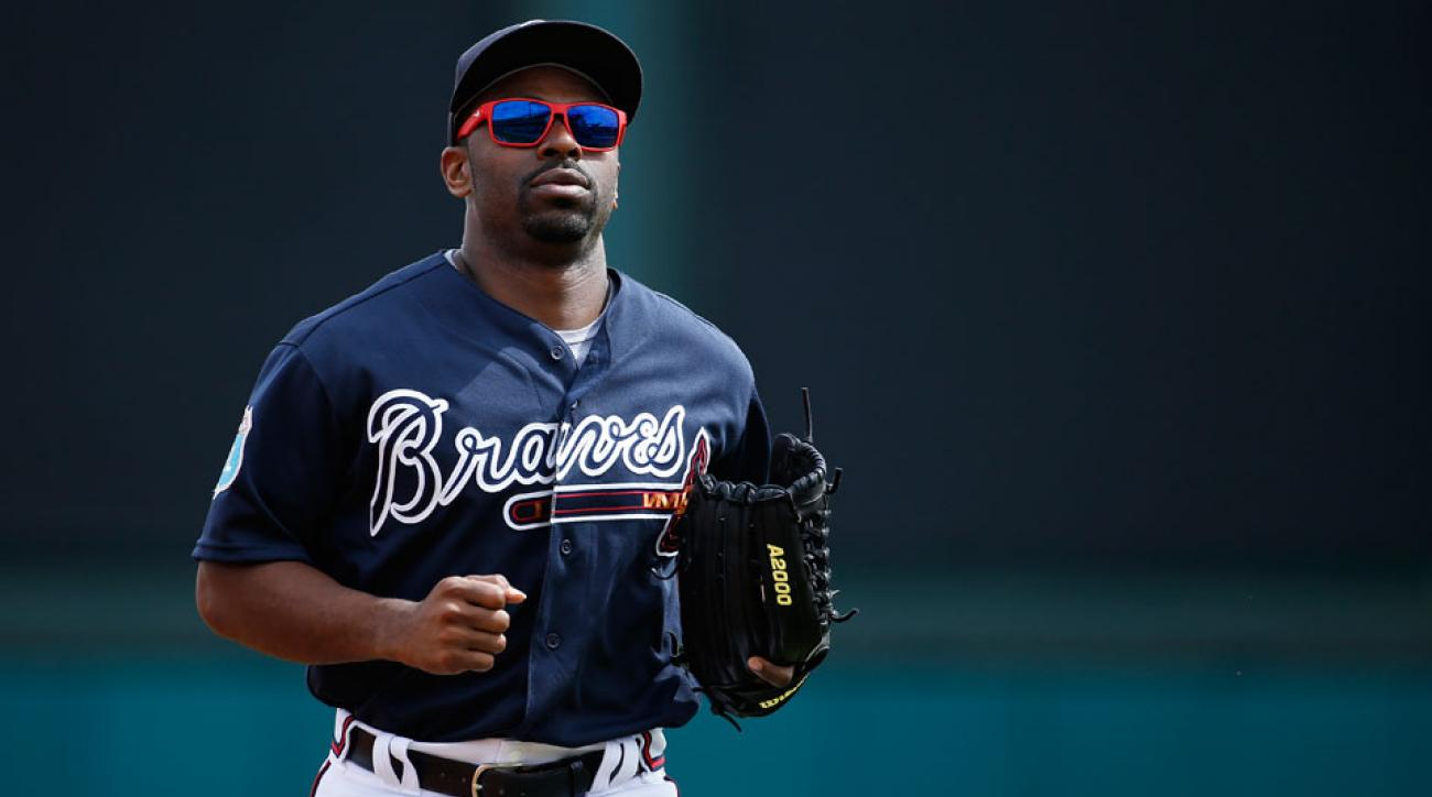 michael bourn diamondbacks minor league deal