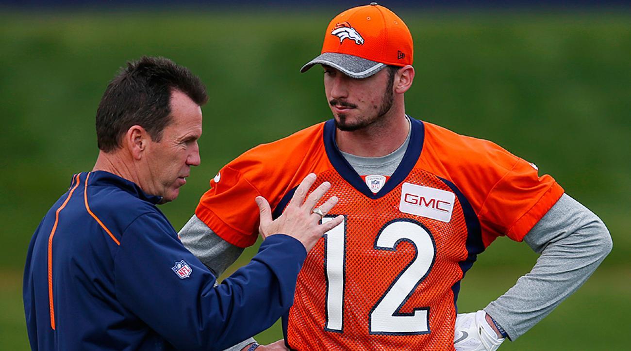 NFL season 2016: Paxton Lynch's scheme fit with Broncos