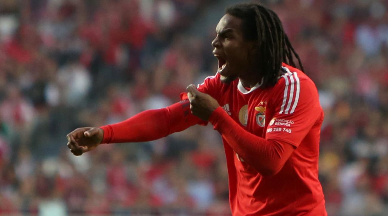 Bayern Munich signs Renato Sanches from Benfica for $40M