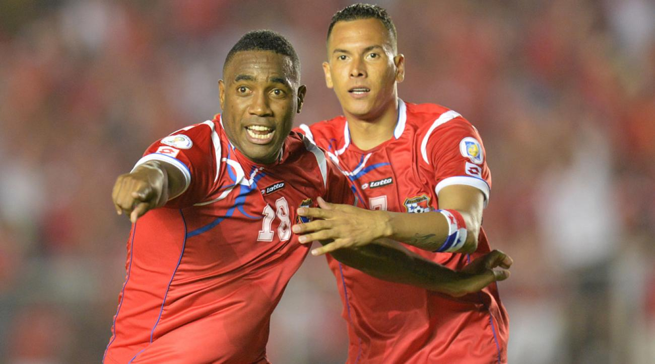 Forward Luis Tejada and Blas Perez will guide Panama at Copa America Centenario