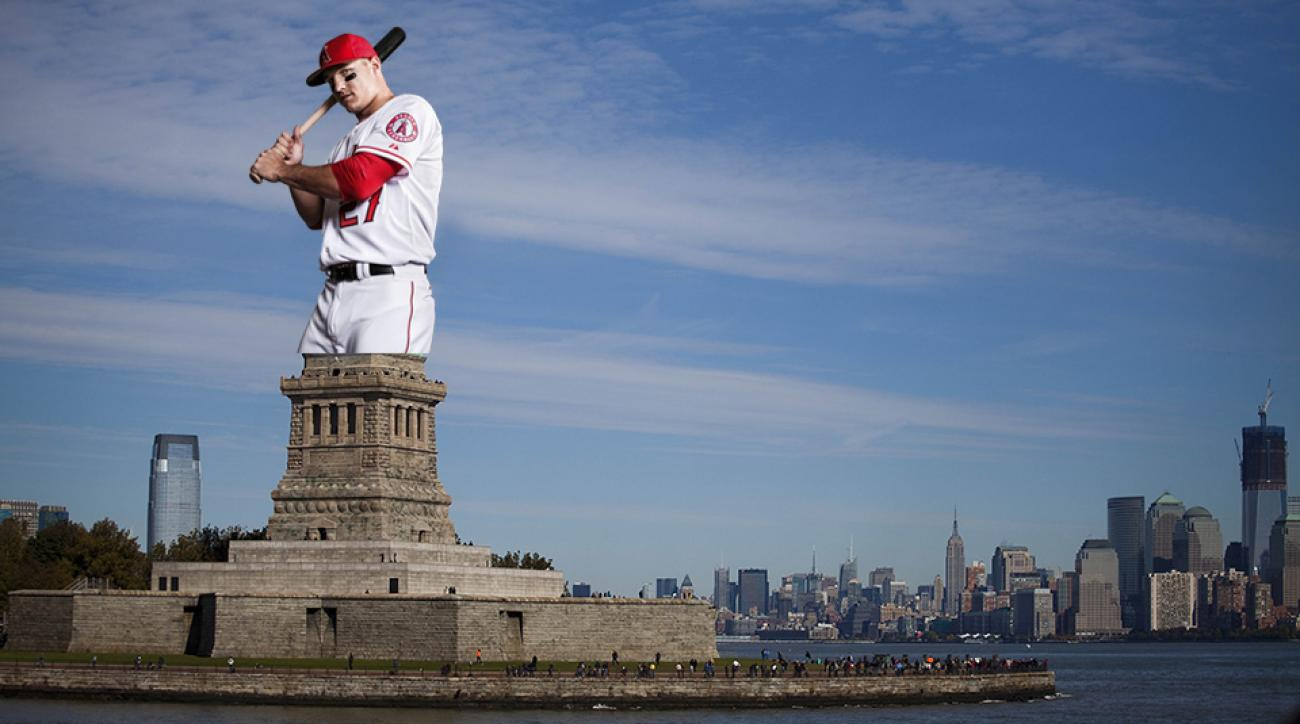 mike trout trade proposal statue of liberty