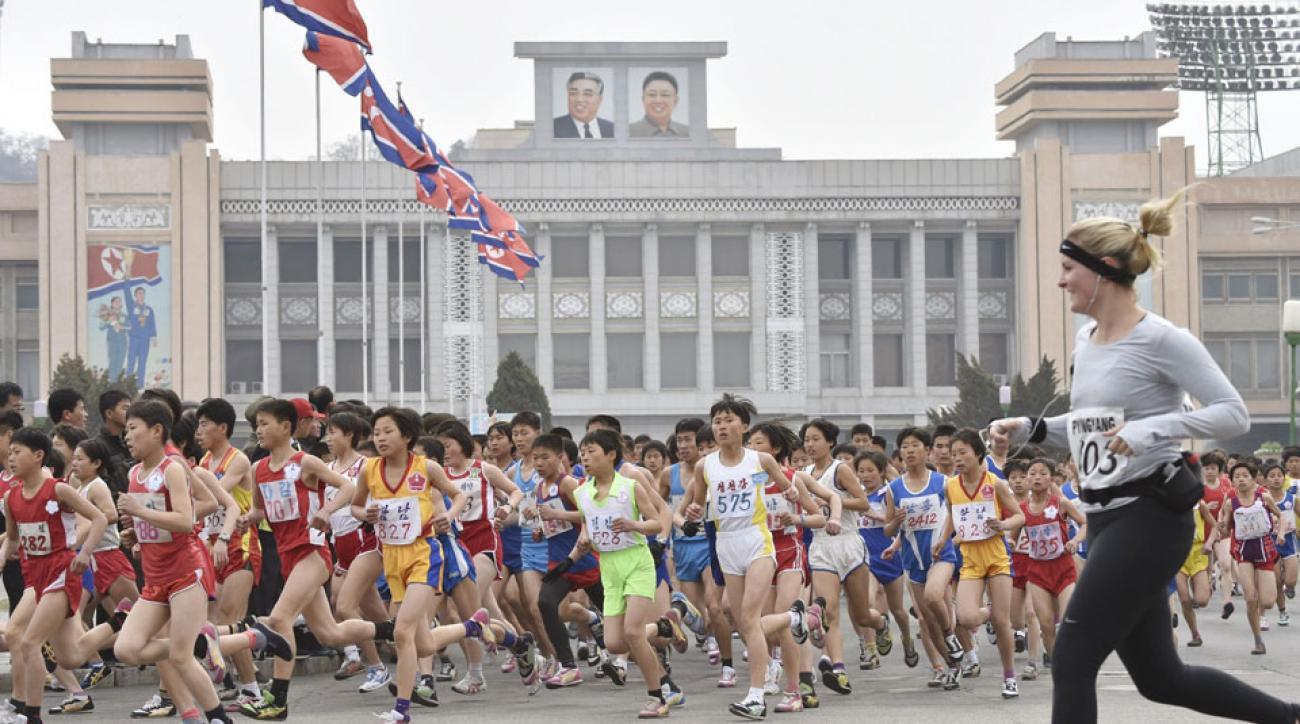 north korean marathon runners cheat olympics qualifying