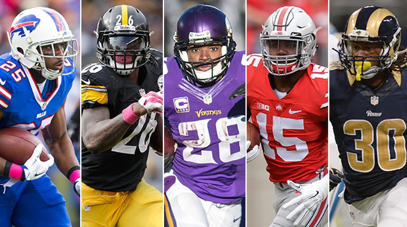 NFL's best running backs