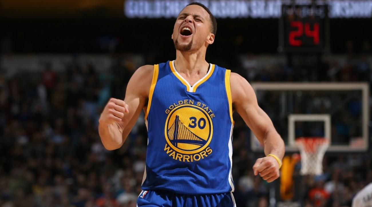 Warriors' Stephen Curry gets animated in new highlight reel