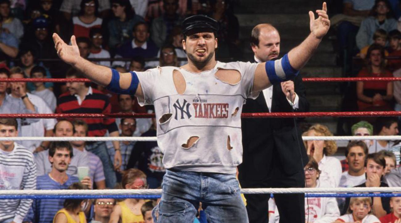 wwe brooklyn brawler steve lombardi released