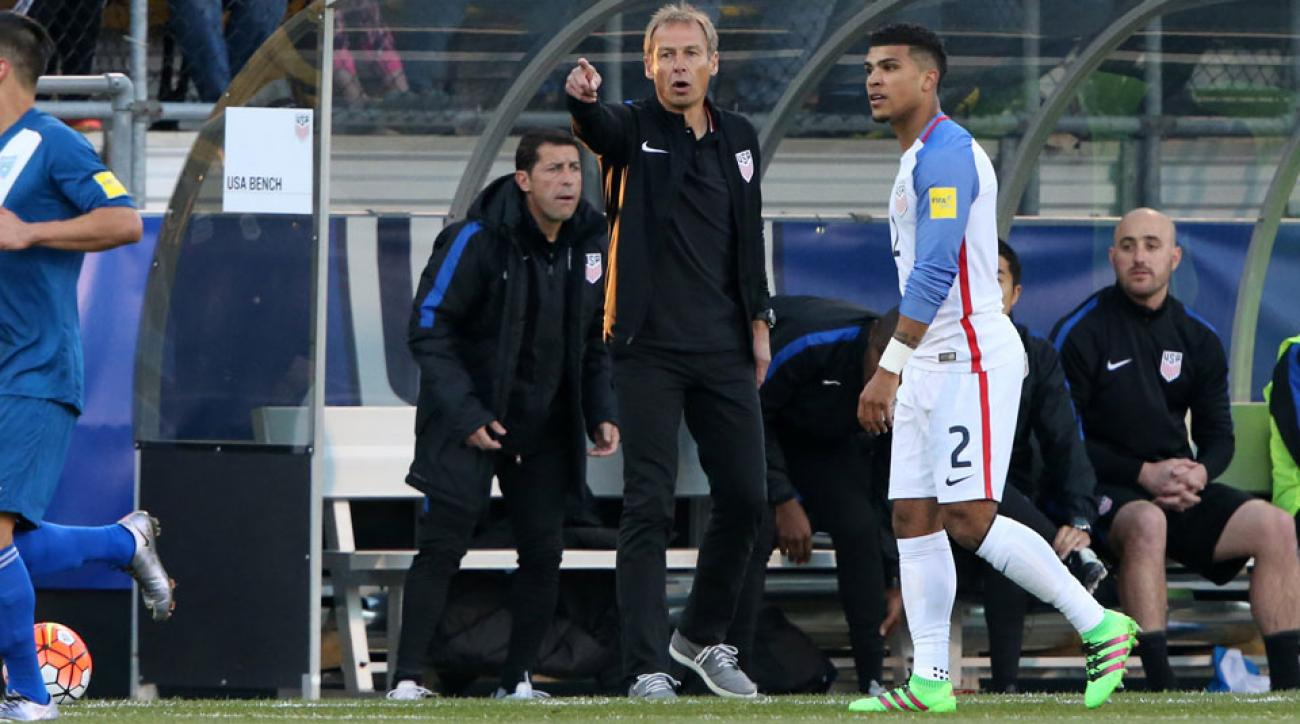 Jurgen Klinsmann has some cuts to make for the USA's final Copa America roster.