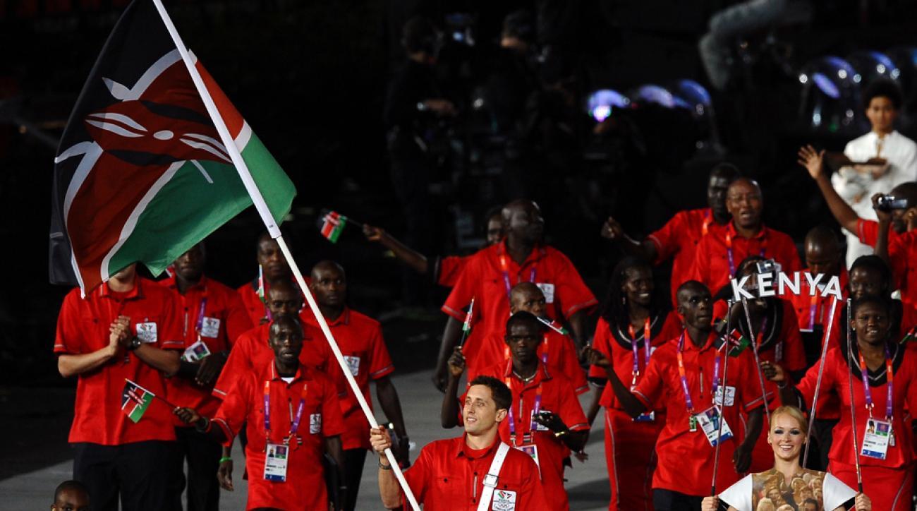 kenya olympics rio 2016 wada doping