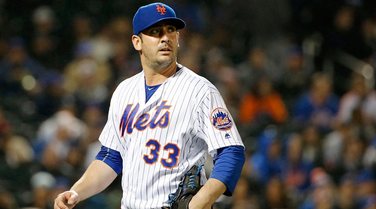 new york mets matt harvey fantasy baseball