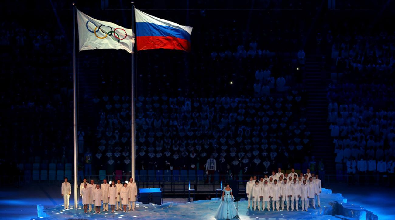 russia doping investigation sochi olympics 2014