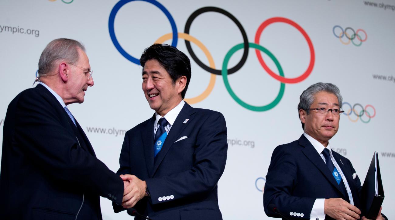 tokyo olympics 2020 bid payments legitimate