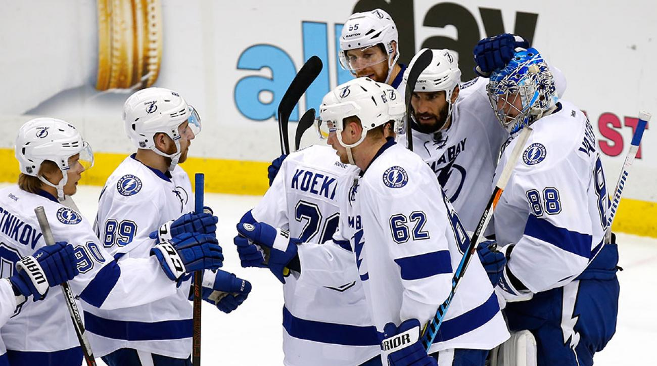 stanley cup playoffs tampa bay lightning pittsburgh penguins game 1