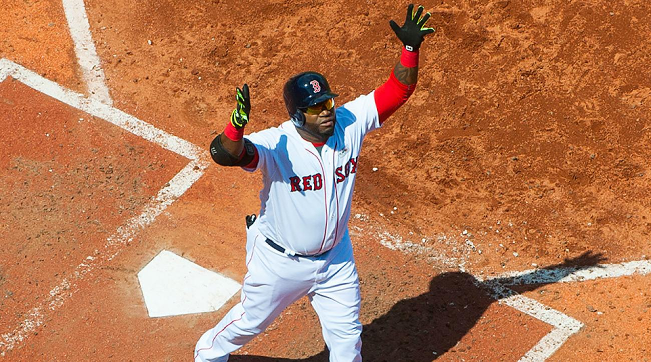 David Ortiz continues to add to epic start to his final season