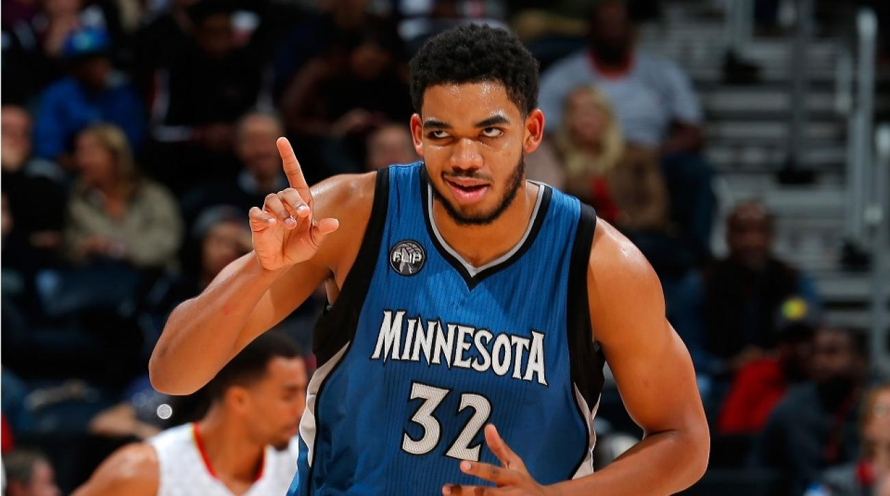 karl anthony towns - photo #15
