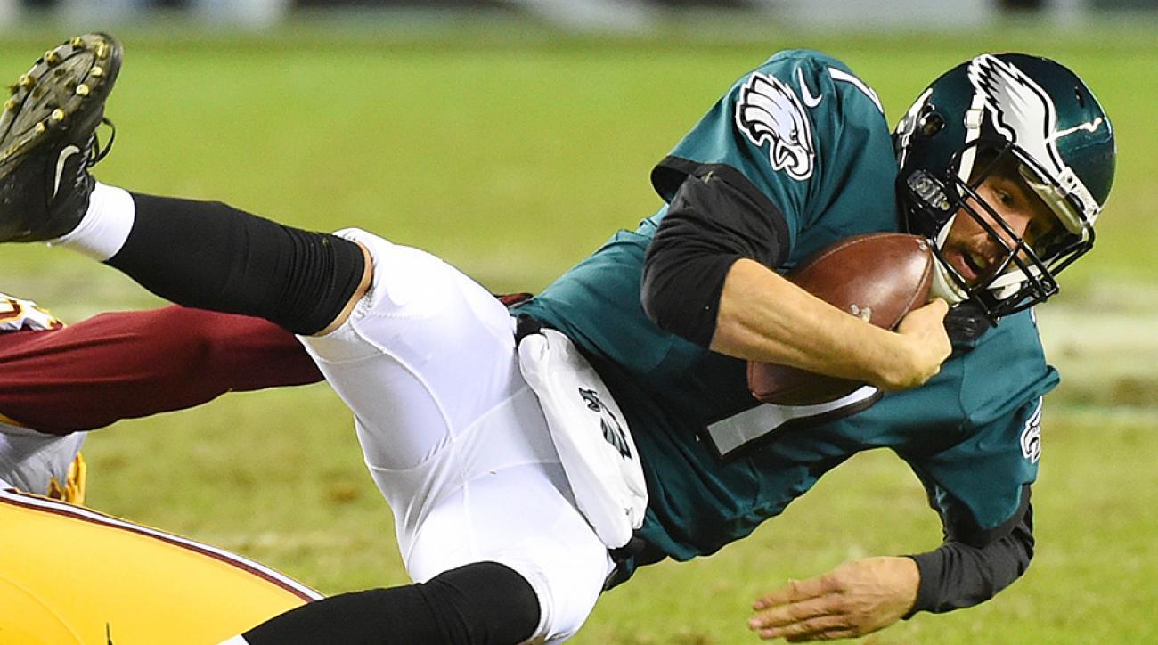 d481fee8 Sam Bradford: Where Eagles starting QB needs to grow in 2016 | SI.com