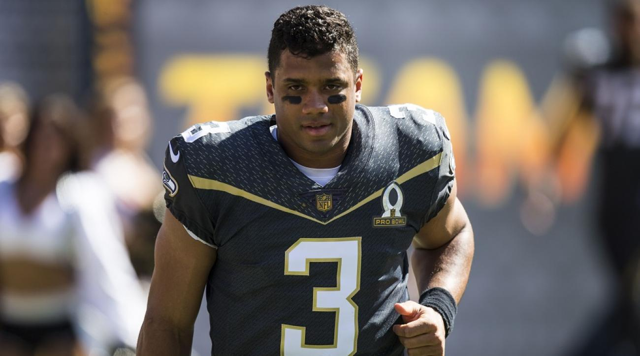 Seahawks' Russell Wi...