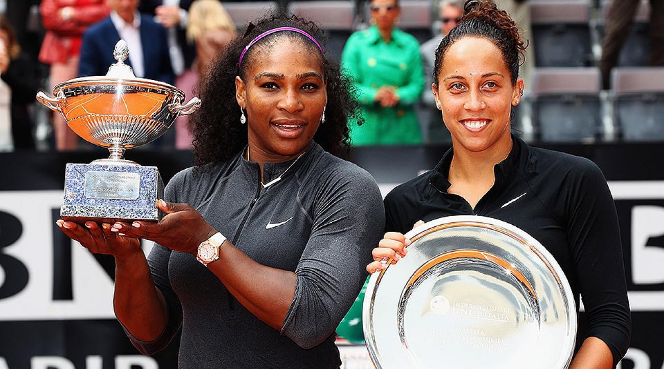 Serena Williams Italian Open