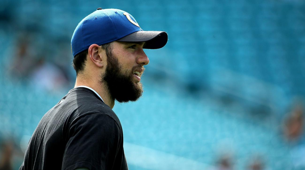 andrew luck extension